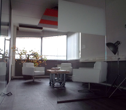Nieuw kantoor DOCCO ontmoetingsplek rond innovatie