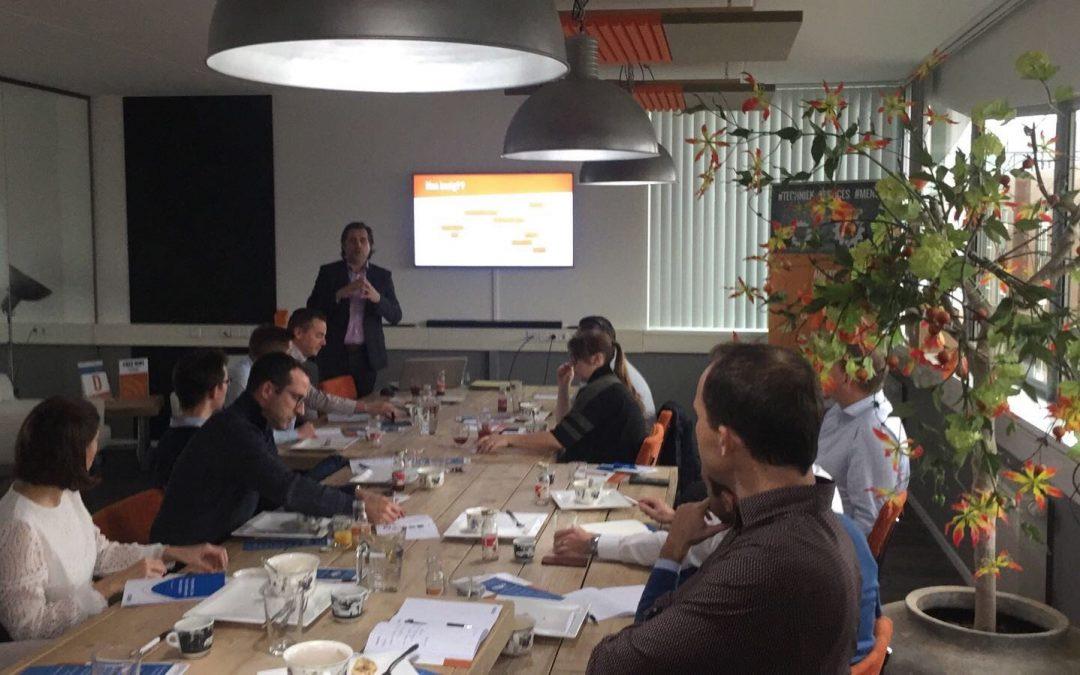 Accountancy Tour Nederland, 'de belgen' komen