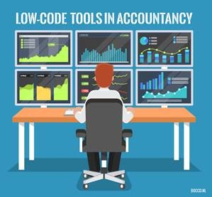 De opmars van 'low-code' in accountancy