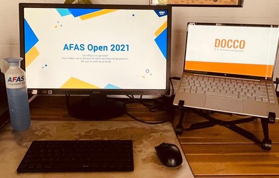 Samenvatting AFAS Open 2021